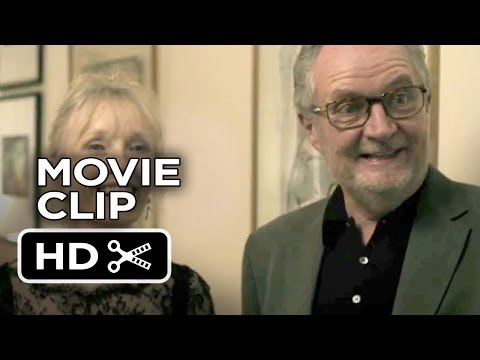Le Week-End Movie CLIP - Arrival (2014) Jim Broadbent, Lindsay Duncan Movie HD