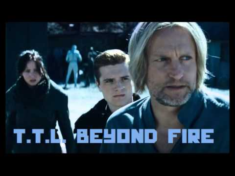 Catching Fire Trailer Music - T.T.L Beyond Fire