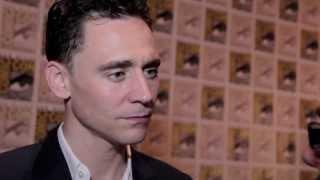 Comic-Con 2013: Tom Hiddleston Talks Surprising The Con As