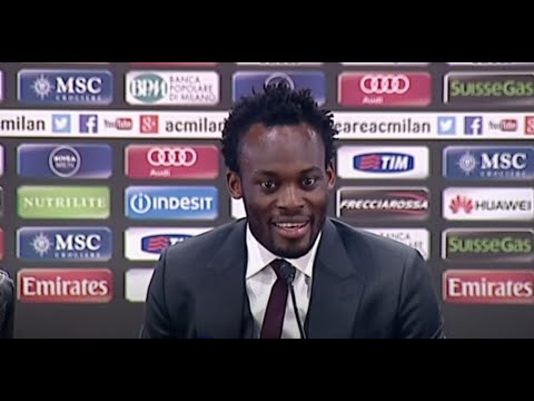 AC Milan | Welcome Essien!