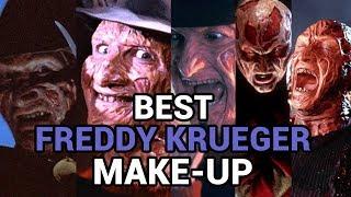 The Best Freddy Krueger Make-Up (A Nightmare On Elm Street