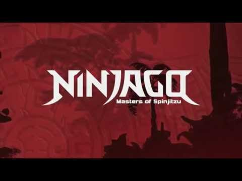 LEGO NinjaGo - Season 4 [Trailer]