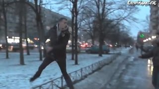 СтопХамСПб - Человек-верблюд Стоп Хам Санкт-Петербург