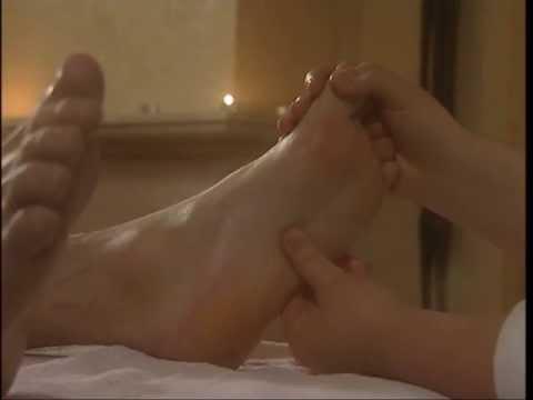 Massage Relaxant -  Le pied