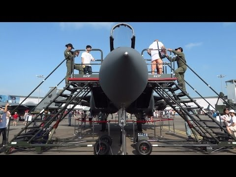 Singapore Airshow 2014 Static display 3