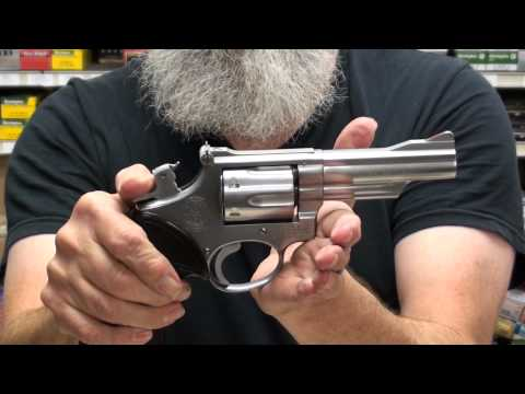 how to clean a revolver hickok45