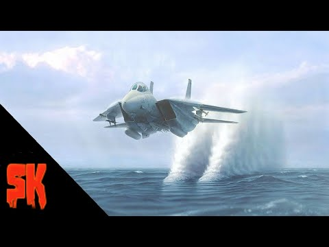 F-14 Tomcat's sonic boom