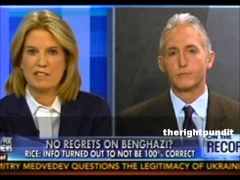 Trey Gowdy David Gregory Susan Rice
