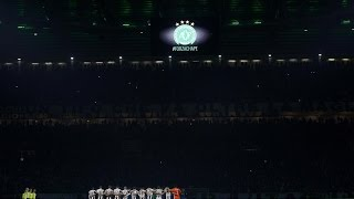 Juventus Stadium pays its respects to Chapecoense