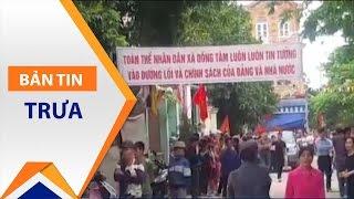 Chủ tịch Chung đã có mặt tại xã Đồng Tâm | VTC1