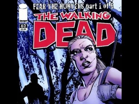 The Walking Dead Season 4 - Will we see The Hunters