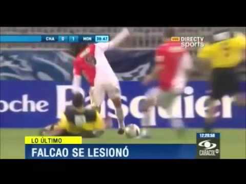 ✔ RADAMEL FALCAO ESTA LESIONADO NO VA A BRASIL 07