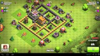 BEST Town Hall Level 5 (TH5) Raiding Attack Strategy (1350