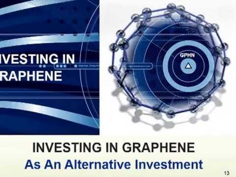 Blue Chip Investments - Graphene As An Investment (2013)