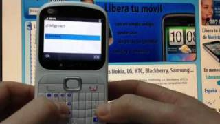 Liberar Alcatel OT-813F Por Código De Orange, Movistar O