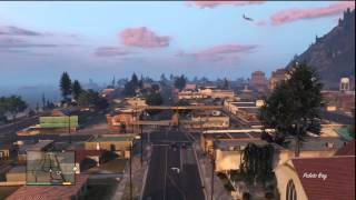 Grand Theft Auto V (GTA 5) ➽ Mission #42 ✮ Minor Turbulence ✮ 100% Gold Medal Walkthrough