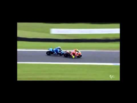 Valentino rossi best overtakes