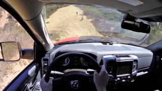 2014 RAM Power Wagon Hill Climb & Descent WR TV POV