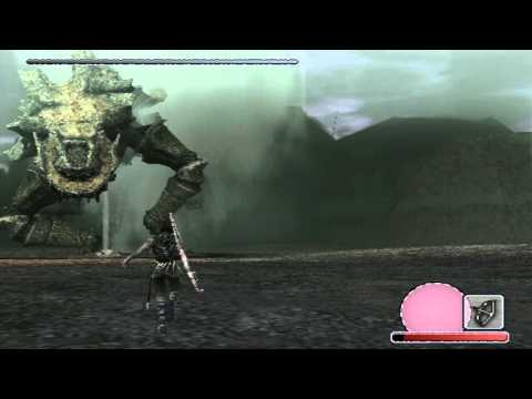 Shadow of the Colossus: Walkthrough - Part 8 [Colossus 9] - Basaran (SotC Gameplay & Commentary) PS3