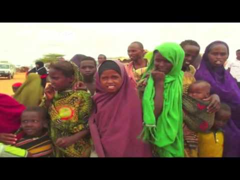 Curbing Starvation in Somalia
