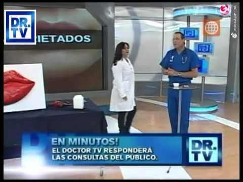 DR TV PERU 02-10-2012 - 3 El Asistente del Día -- Labios Agrietados