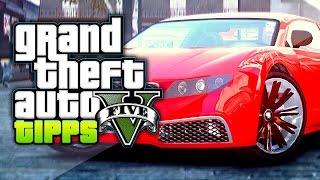 GTA 5 Tipps Und Tricks 1.000.000 $ Car Free / Kostenlos
