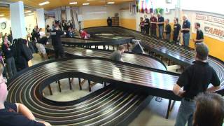 Slot car racing European Championship Finals, Helsinki
