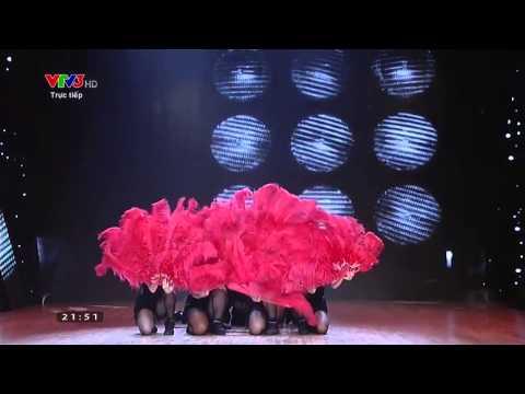Chung Kết Bước Nhảy Hoàn Vũ Nhí: Nguyễn Đặng Yến Nhi - Nhảy Hiện Đại - Dancesport - Ngày 26/09/2014