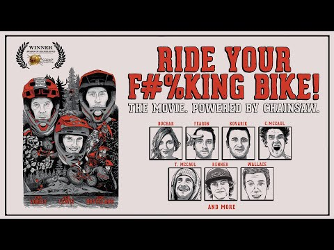 FOX MTB | RIDE YOUR F#%KING BIKE! | FEATURING KIRT VOREIS, JOSH LEWIS AND JOSH BRYCELAND