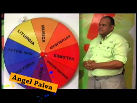 Epachamo Ruleta con Angel Paiva