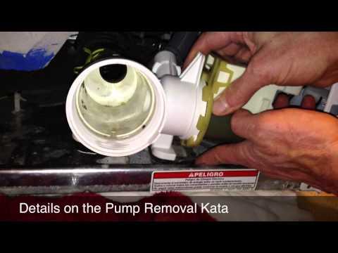 Lg Kenmore Front Load Washer Tub To Pump Hose 4738er1002a