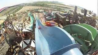 День в Yas Waterworld