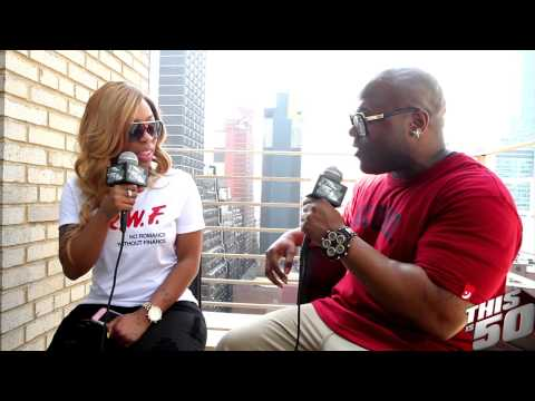 K. Michelle on Love & Hip-Hop; Lesbian Phase