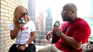 K Michelle Talks Going Through A Lesbian Phase, Misconceptions & More