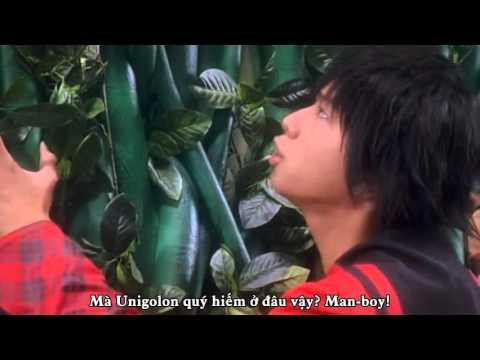 Vietsub Mahou Sentai Magiranger The Movie   Cô Dâu của Infershia   YouTube