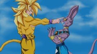 Dragon Ball Z La Batalla De Los Dioses Manga Audio Latino