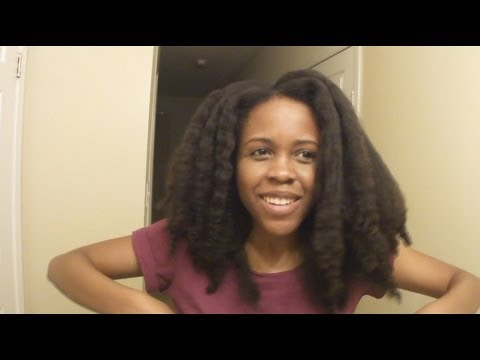 My Healthy Natural Hair Growth Tips | Length Retention