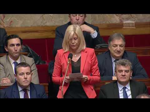 Mme Emmanuelle Anthoine - Amélioration de l'organisaion judiciaire