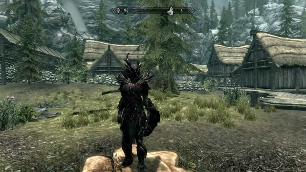 how how to make daedric armor skyrim