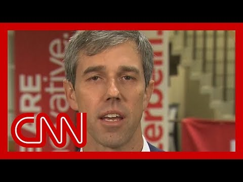 Beto O'Rourke pressed on assault rifle proposal