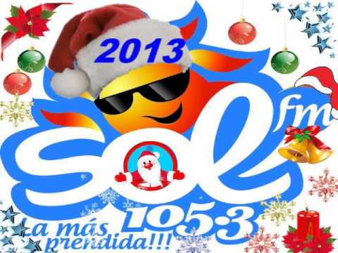MIX NAVIDEÑO IN THE MIX 1, SOL FM 105 3 SAN VICENTE, EL SALVADOR