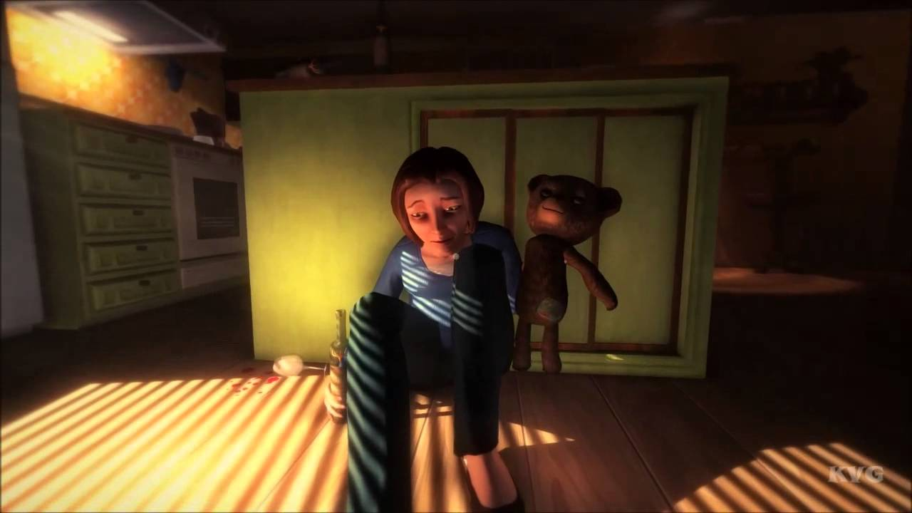 Among The Sleep Ending Hd Youtube