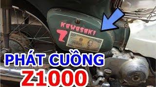 PKL KAWASAKI Z1000 KHIẾN GIỚI TRẺ PHÁT CUỒNG NHƯ THẾ NÀO?   MotoVlog Nha Trang