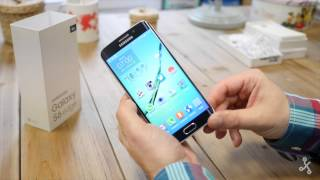 Samsung Galaxy S6, unboxing
