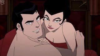 Bruce Wayne & Selina Kyle make love | Batman: Gotham by Gaslight