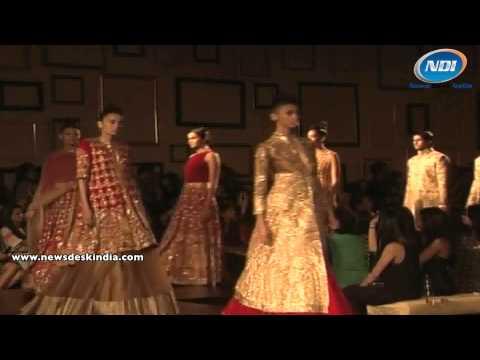 SRMJ India Couture Week 2014: Alia Bhatt on ramp for Manish Malhotra