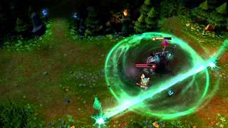 Karthus Visual Upgrade Ability Demo League Of Legends