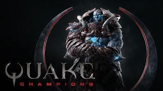 Quake Champions - Scalebearer Champion Trailer