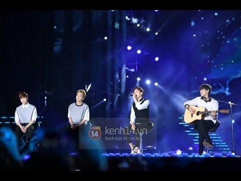 EXO - Musicbank : Yêu lại từ đầu