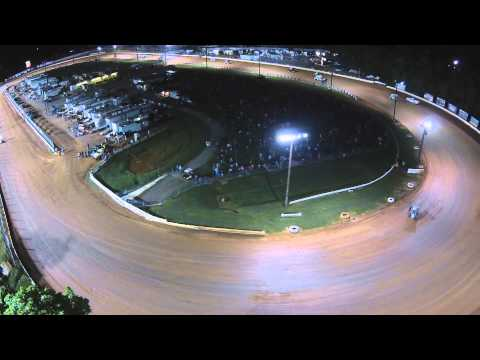 Williams Grove Speedway PA Speedweek Highlights 7-04-14